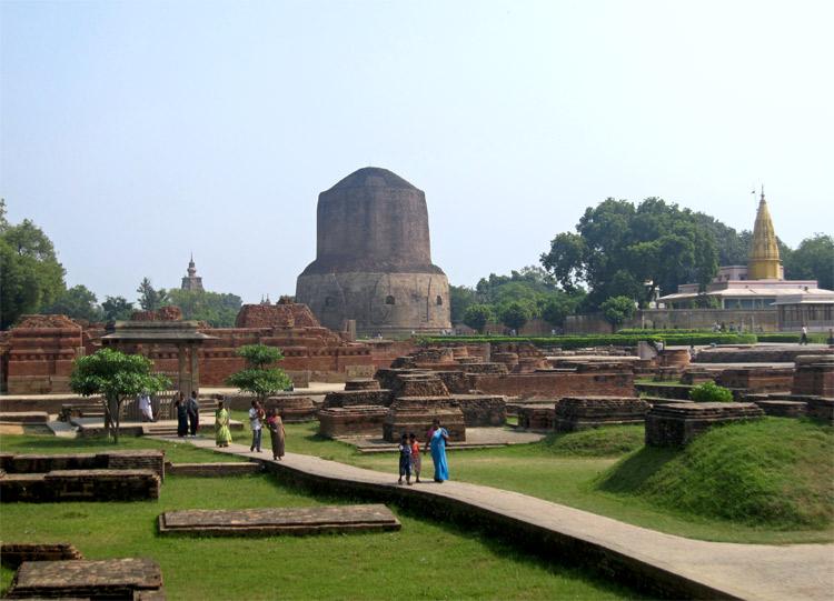 Sarnath | Budismo | India | StyleFeelFree