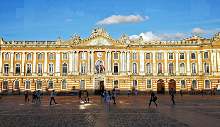 Capitole | Toulouse | Francia | Viajes | StyleFeelFree