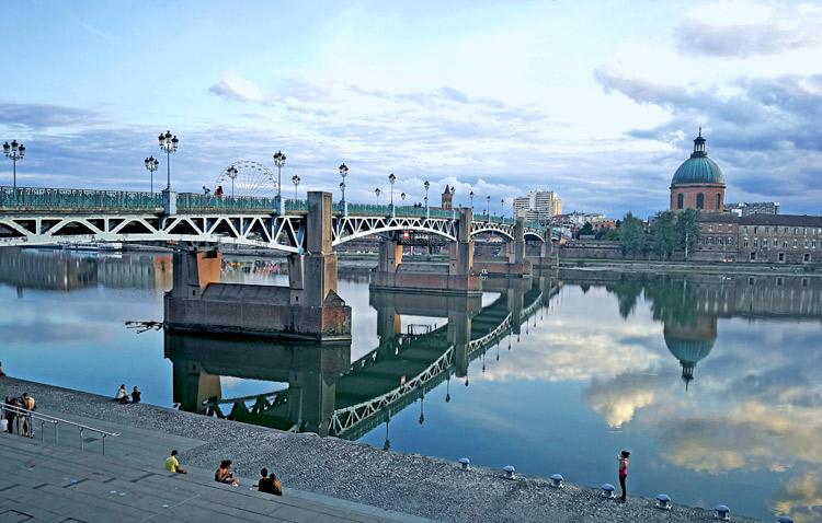 Puente Saint Pierre  | Francia | StyleFeelFree