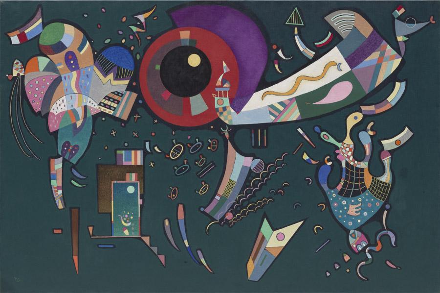 Kandinsky. El camino hacia la abstracción