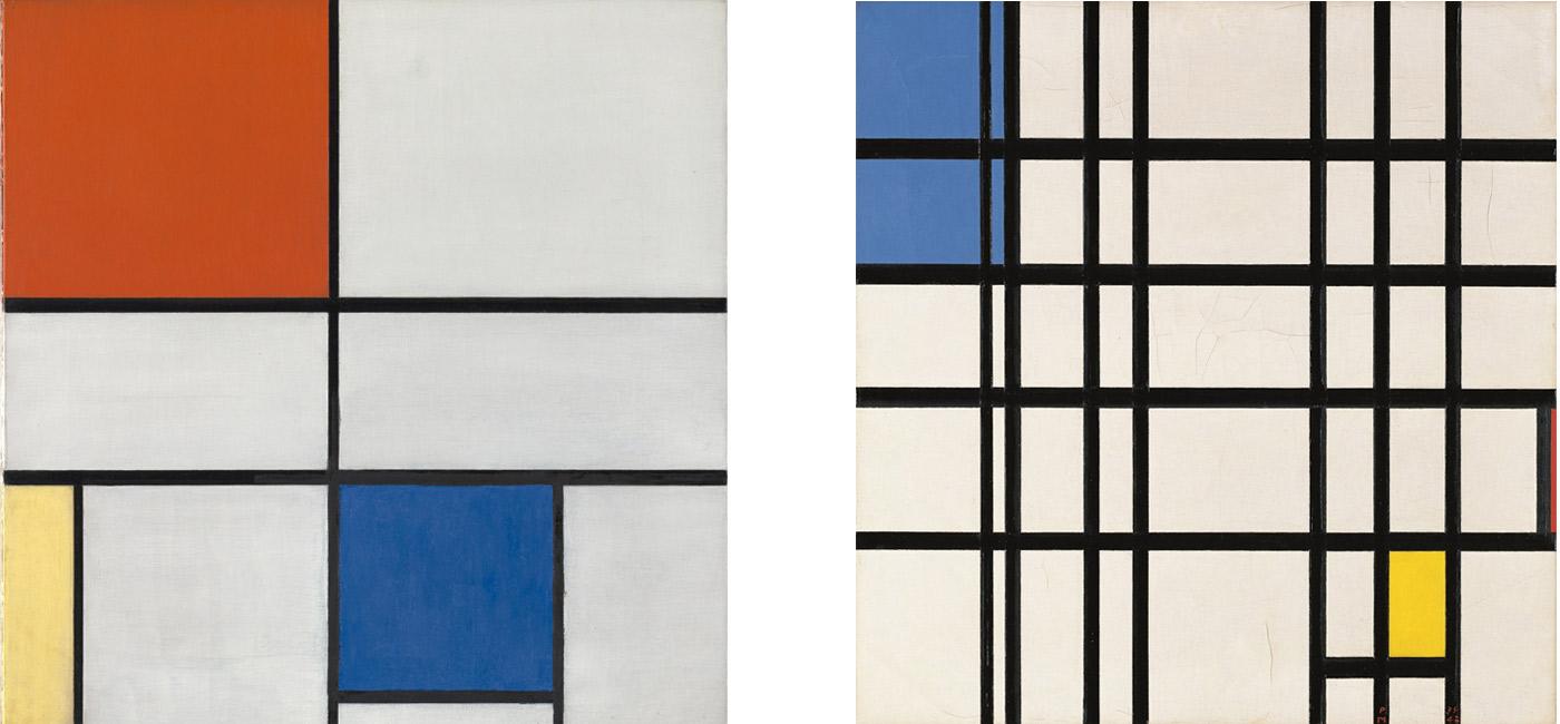 Mondrian en el Museo Reina Sofía | StyleFeelFree