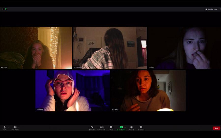 Host | Videollamada con el más allá
