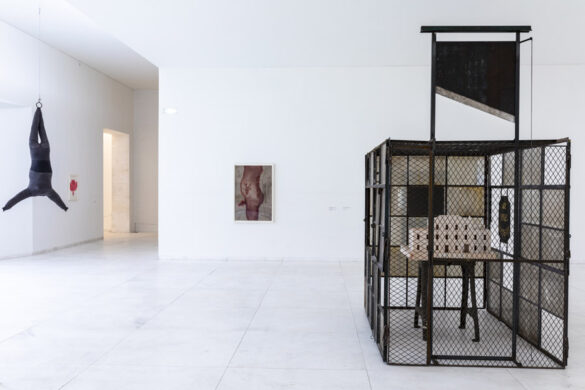 Louise Bourgeois | Museo Serralves | StyleFeelFree