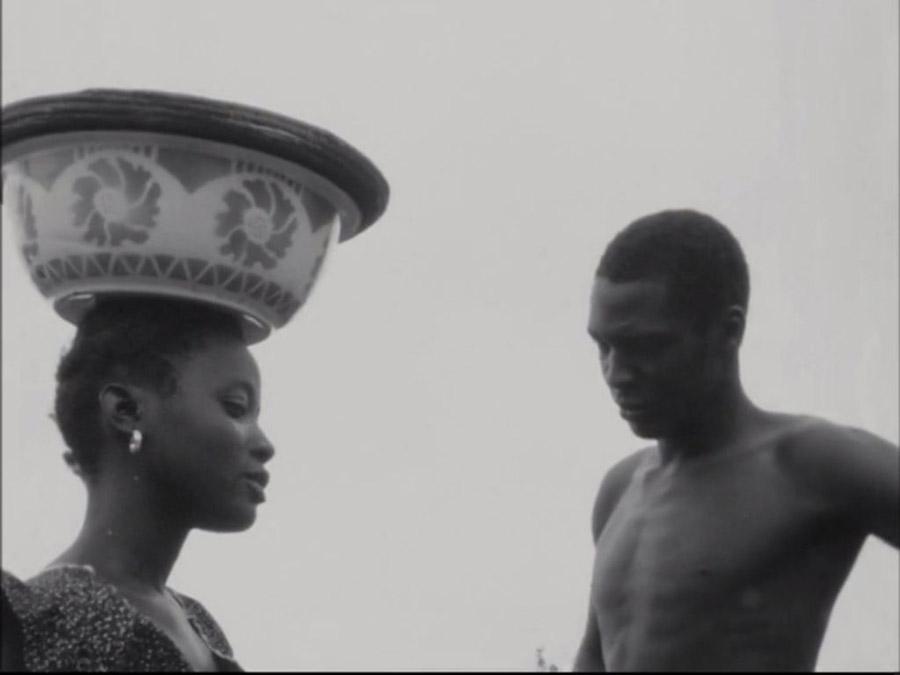 Revisión cinematográfica a la diáspora negra