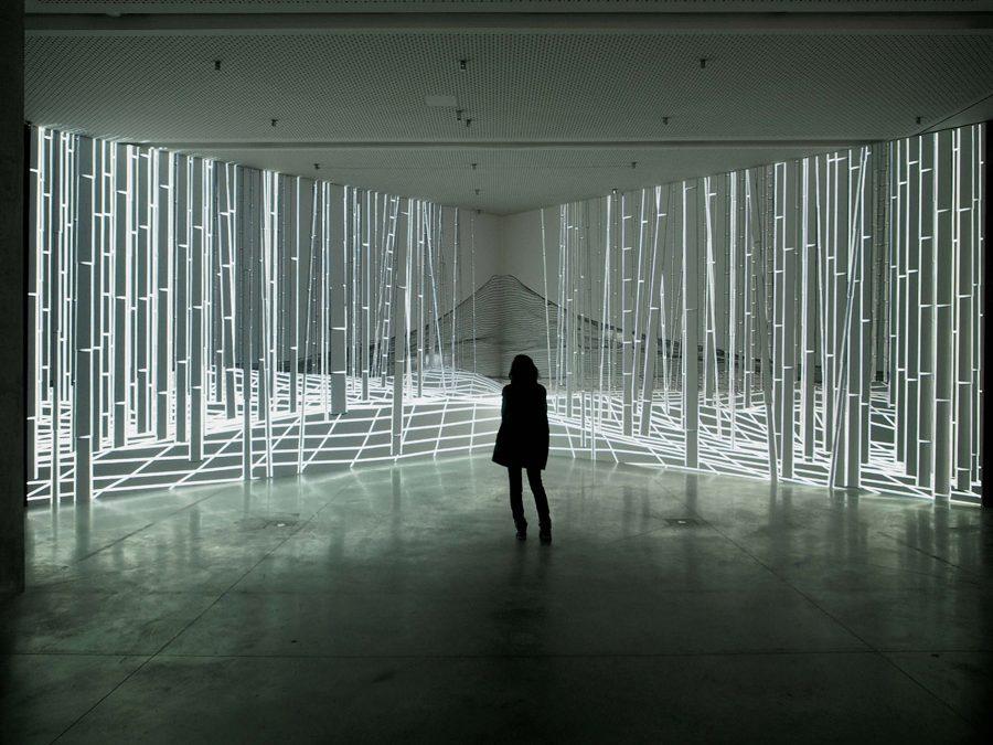 Joanie Lemercier. Del paisaje digital a la catástrofe natural