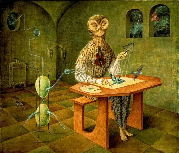 Remedios Varo | StyleFeelFree
