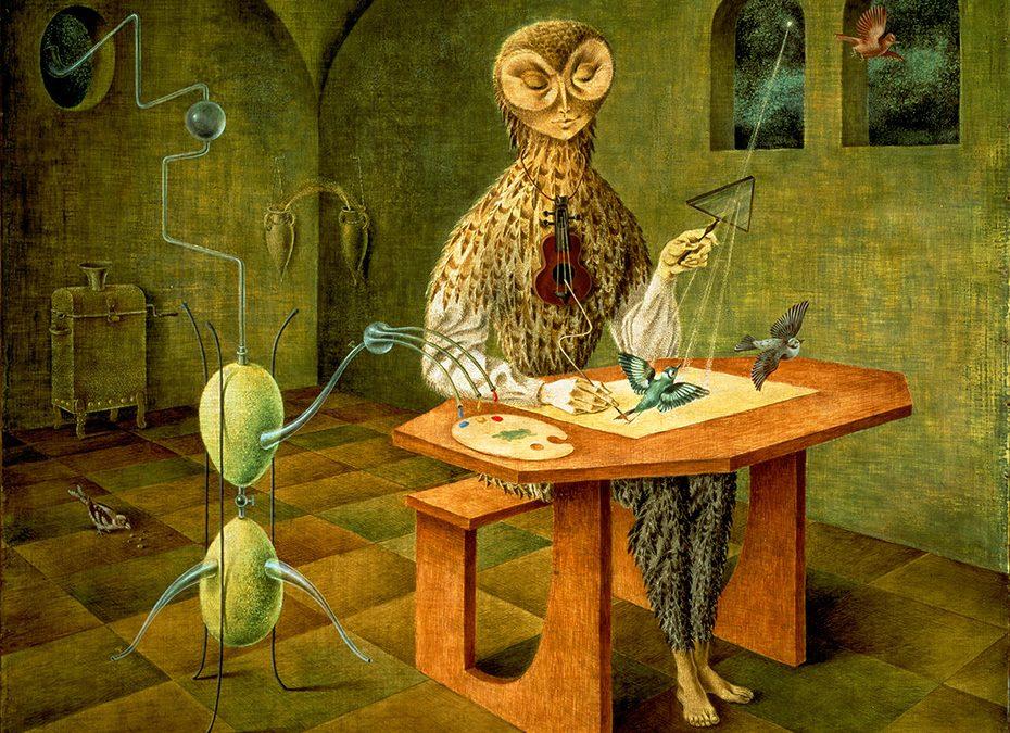 El surrealismo de Remedios Varo: ciencia y arte en colisión