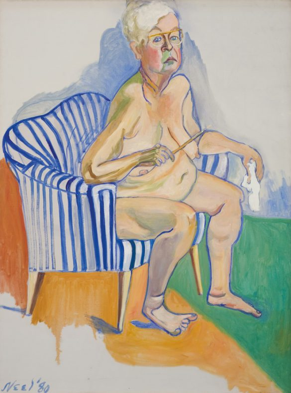 Alice Neel | Pintura | StyleFeelFree