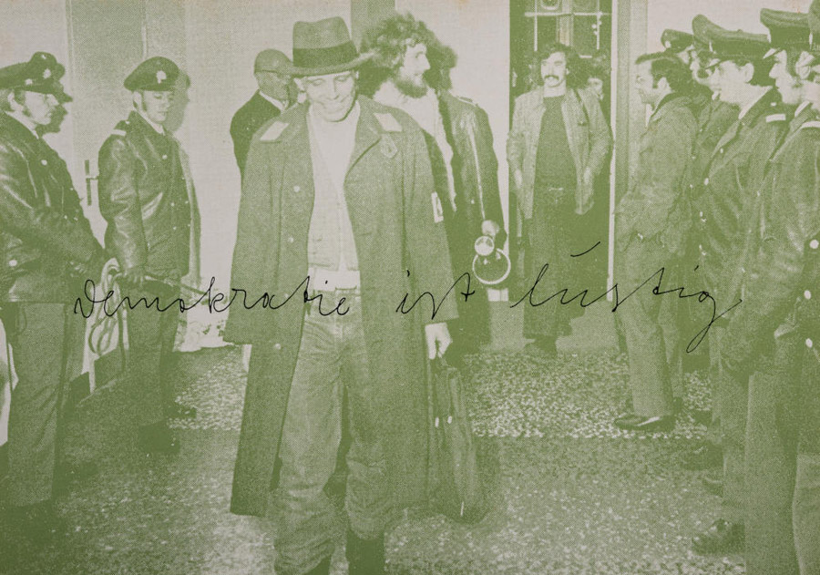 Joseph Beuys | La Virreina Centre de la Imatge | StyleFeelFree