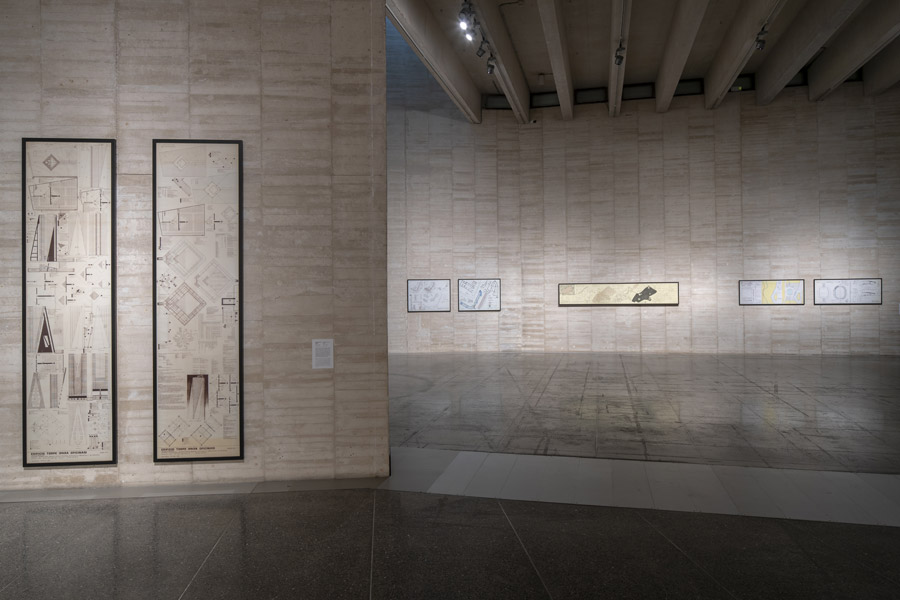 Isidoro Valcárcel Medina. Arquitectura imposible contra la violencia estructural