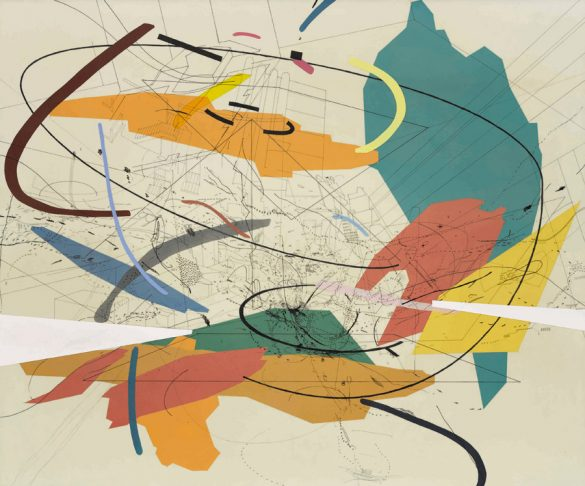 Julie Mehretu | StyleFeelFree