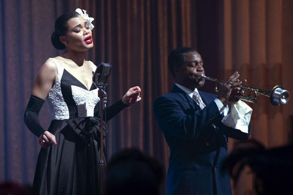 Los Estados Unidos contra Billie Holiday (2021) de Lee Daniels