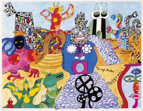Niki de Saint Phalle | Tarot Garden | StyleFeelFree