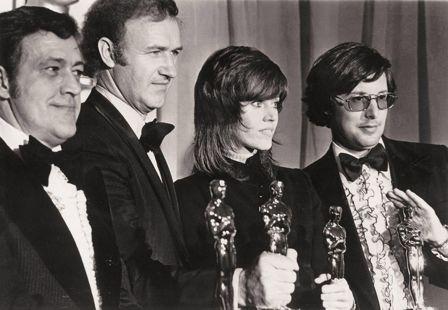 Premios Oscars 1972 | Volantes | StyleFeelFree