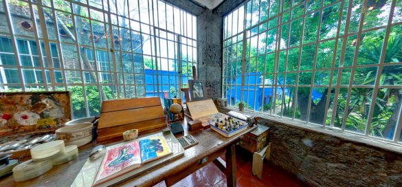 Museo Casa Azul | Frida Kahlo | StyleFeelFree