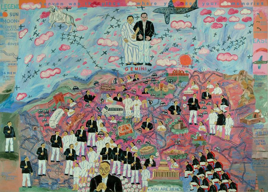 Creadoras veteranas del arte contemporáneo juntas en el Mori Art Museum