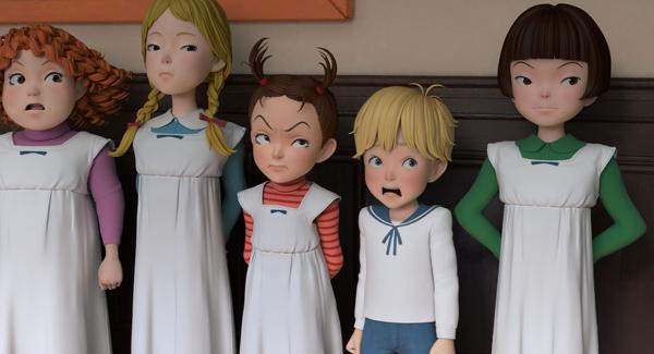 Earwig y la bruja (2020) de Goro Miyazaki
