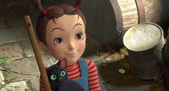 Earwig y la bruja (2020) de Goro Miyazaki | StyleFeelFree