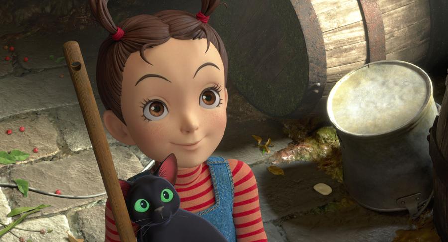 Earwig y la bruja   Buscando la magia en la animación digital