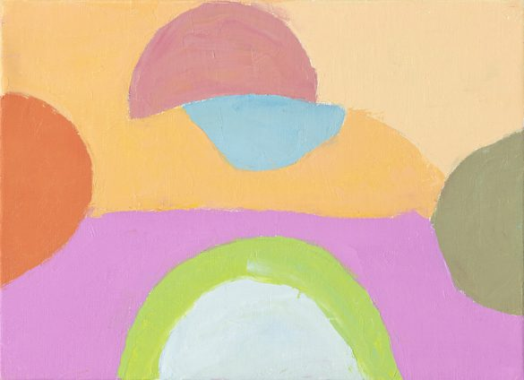 Etel Adnan | Pera Museum | StyleFeelFree